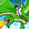 Ben 10 Dragon Blaze Game